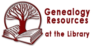 Genealogy Resources at the Library