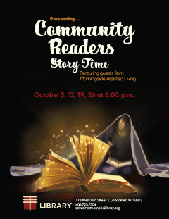 Community Readers Story Time