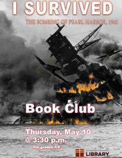 I Survived Book Club
