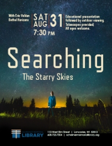 Searching The Starry Skies