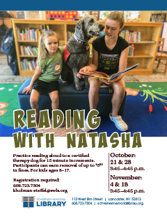 Reading With Natasha