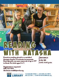 Reading With Natasha